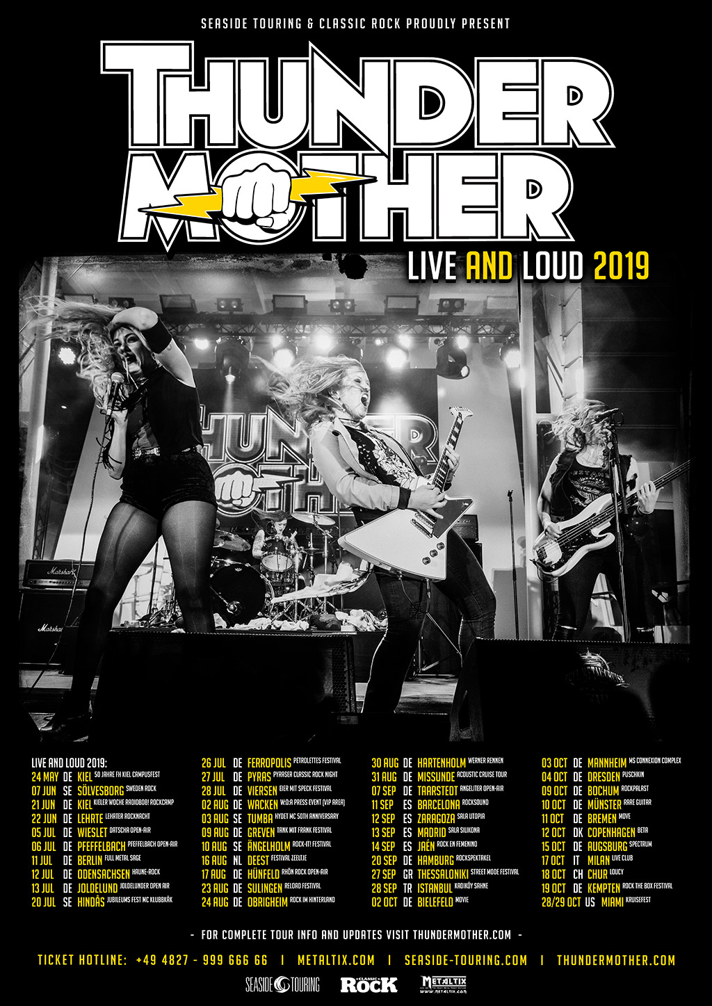 Live – Thundermother